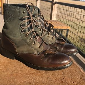 Ariat size 7b boots